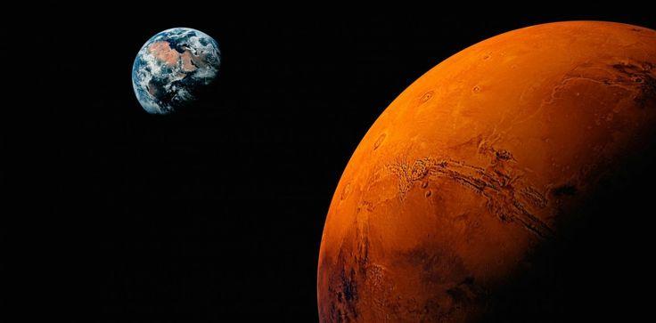 Propulsione laser: essere su Marte in 30 minuti