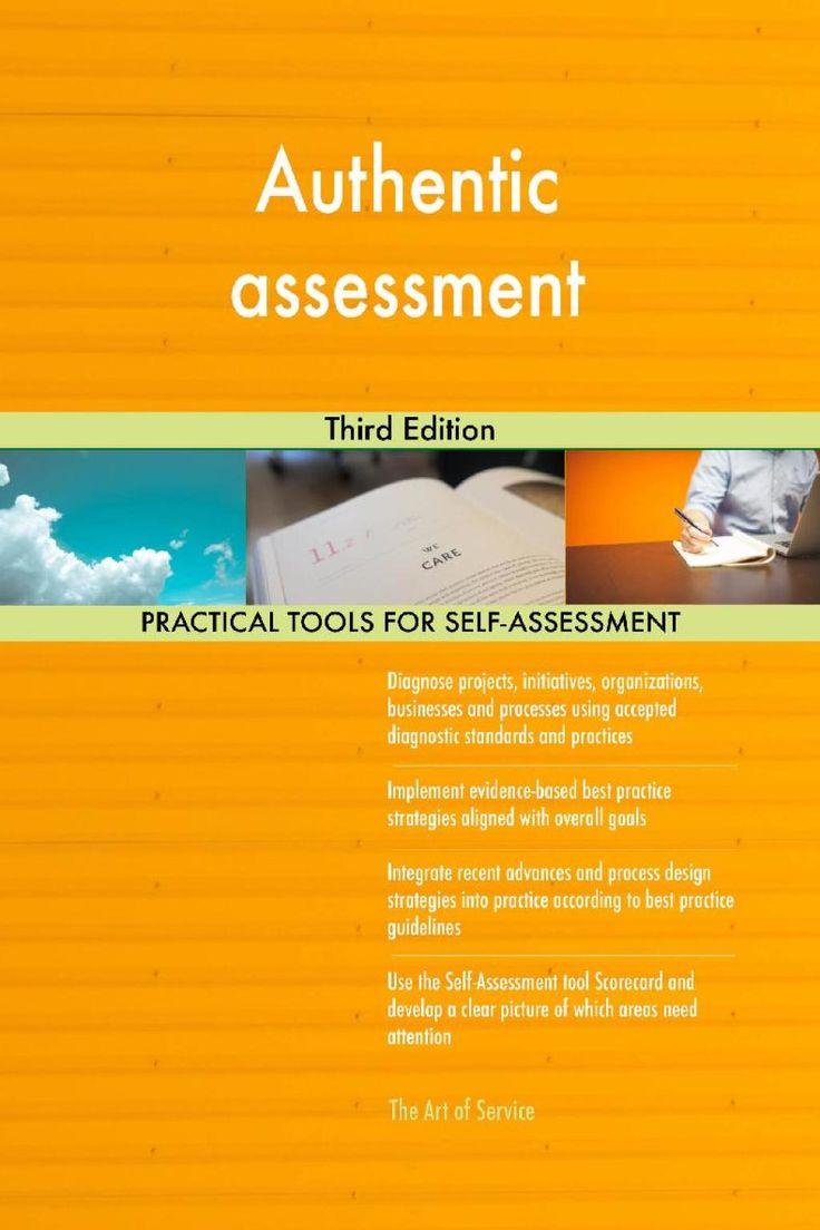 Authentic assessment dissertation