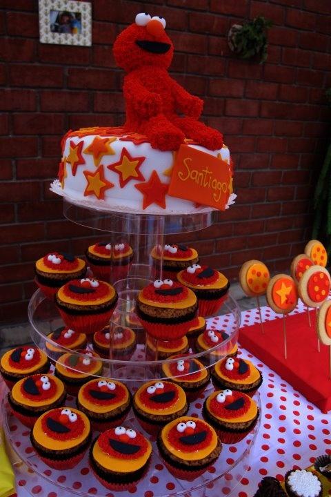 La Petite Fête - Fiesta Infantil Temática ELMO