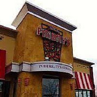 TGI Friday's Restaurant Menu Prices