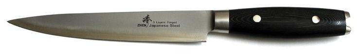 Японские ножи для кухни: эталонное мастерство нарезки и обзор лучших моделей от Kasumi и до Tojiro http://happymodern.ru/yaponskie-nozhi-dlya-kuxni/ Японский нож, предназначенный для приготовления сашими с правильно нарезанными кусочками рыбы