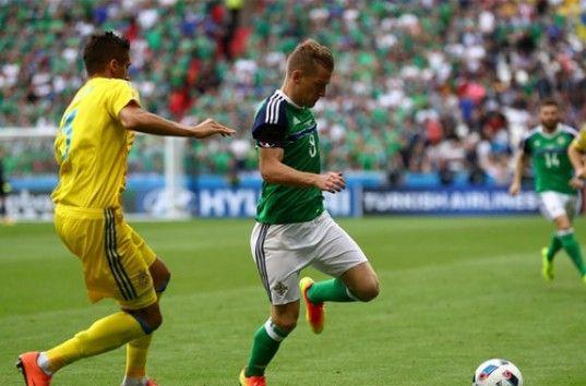 Евро-2016: Северная Ирландия обыграла сборную Украины, обзор матча (ВИДЕО)