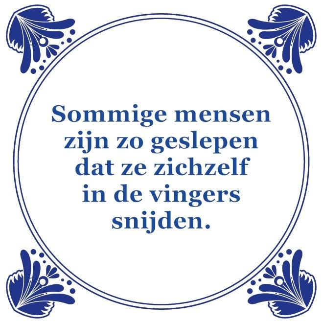 Leuke tegeltjeswijsheid. Op www.tegeltjeswijsheid.nl maak je je eigen tegeltje…