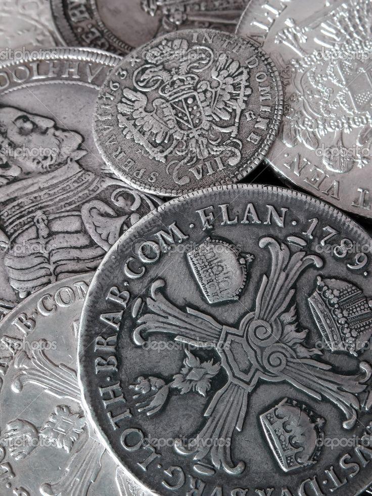 Картинки по запросу старинные серебряные монеты