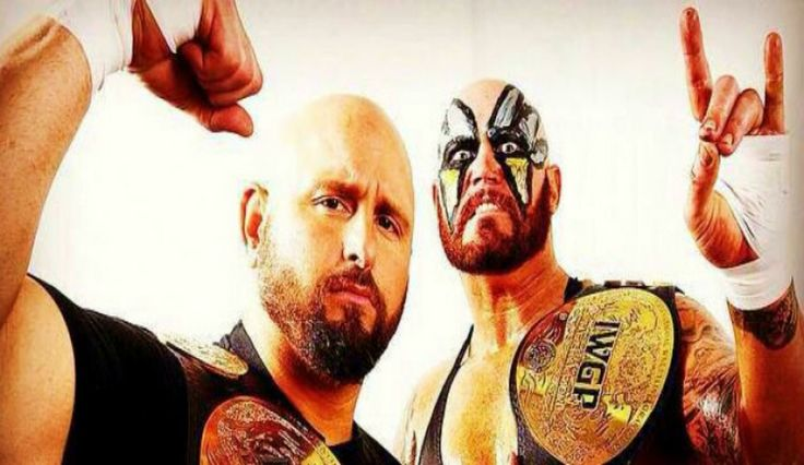 WWE News: Update On When Karl Anderson And Doc Gallows Are Set To Debut On The Main Roster