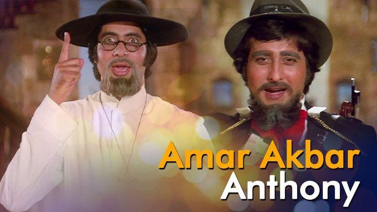 Amar Akbar Anthony - Title Song - Vinod Khanna - Rishi Kapoor - Amitabh ...