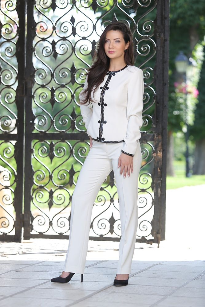 Refined business look #womensfashion #yokko #outfit #aw14