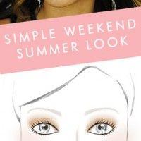 glo How-To: Simple Summer Weekend Look!