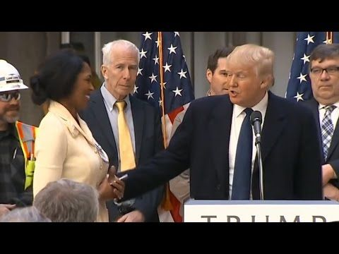Actions Speak Louder Than Words: The Real Donald Trump - YouTube. Most of what…