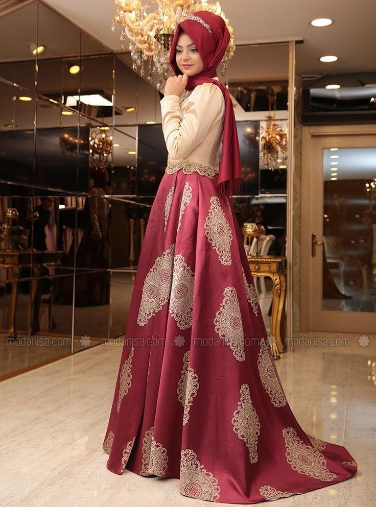 126 best hidjab images on Pinterest | Hijab mode, Hijab kleid und ...