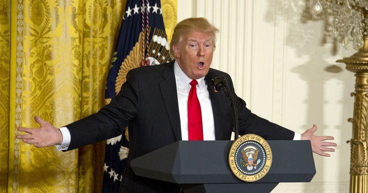 Ein offenbar geistig verwirrter Mann hat gestern die Pressekonferenz des US-Präsidenten gestürmt und die anwesenden Journalisten und ...