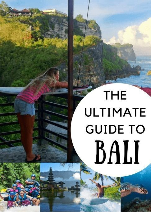 The Ultimate Guide To BALI 🛫🛫🌏🛬🛬