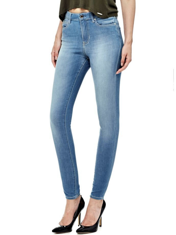 EUR119.90$  Watch now - http://vihiq.justgood.pw/vig/item.php?t=4djt3hy35720 - LOW-WAIST SKINNY JEANS