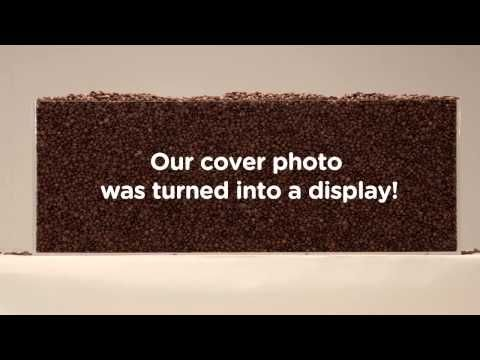 Nescafe: Cover Photo Display