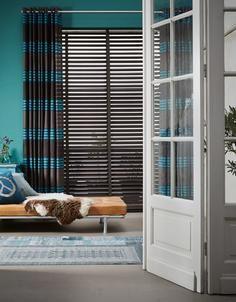 Toppoint Nieuwpoort #gordijnen #curtains #aqua