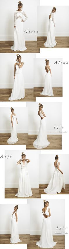 Wedding Dress Inpiration:: RIME ARODAKY