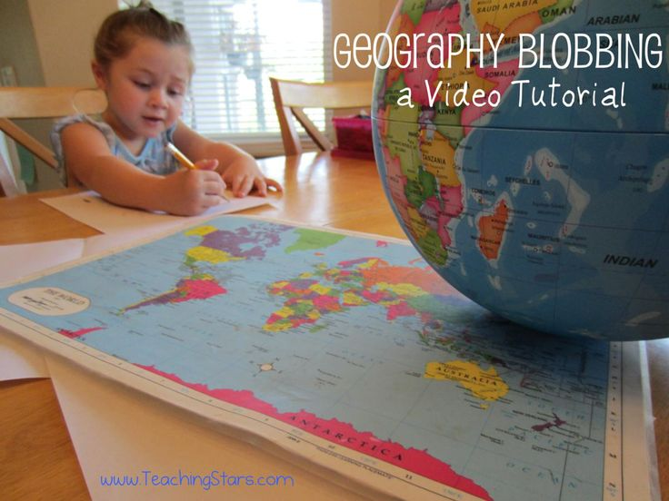 Beware of the BLOB ! ! ! – A Video Guide to Getting Started With Geography Blobs |