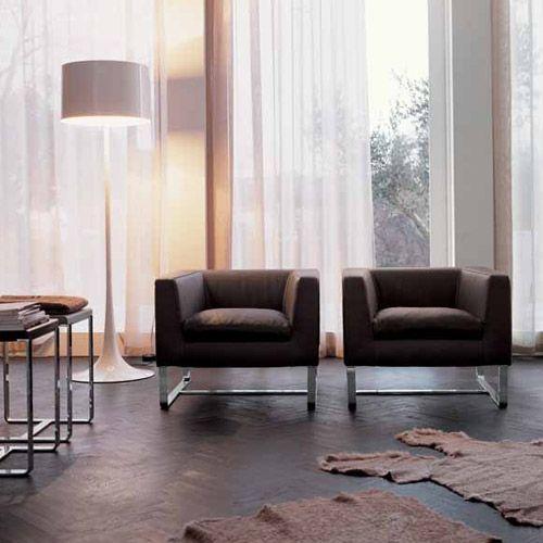 Poltrona Club – design G. Bavuso – Alivar