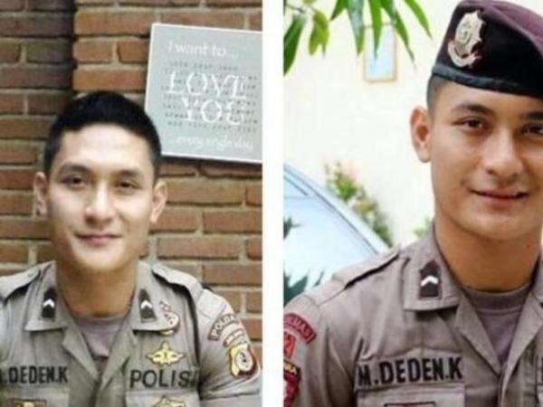 Polisi Ganteng Ini Merasa Senang Fotonya Dibajak