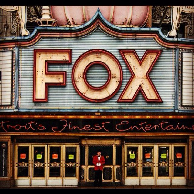 Fox Theatre (Detroit, MI)