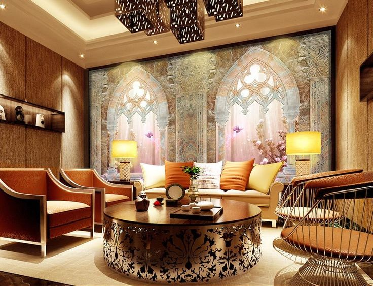 25 best ideas about 3d wallpaper on pinterest 3d for Ancient roman interior decoration