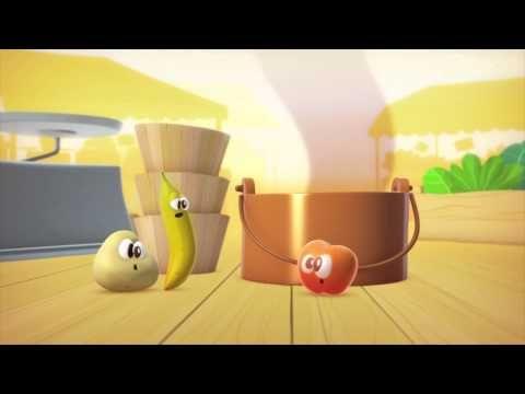 A table les enfants ! - La pomme - Episode en entier - Exclusivité Disney Junior ! - YouTube