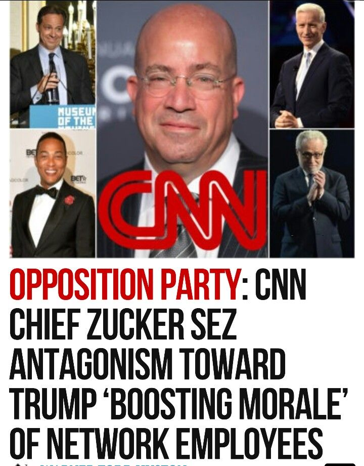 LMAO...Well whoopee for the CNN cuck employees...I guess viewership just means shit to them! But hey...the CNN Libtard employees are happy...& that's all that matters!