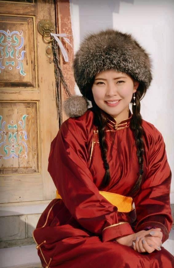 Moğolistan TURAN - TÜRK kızı ,