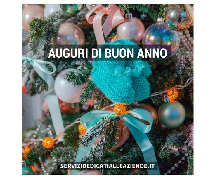 Auguri di Buon Anno !!