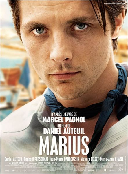 Marius (Daniel Auteuil, 2013). Remake of the 1931 Pagnol film.