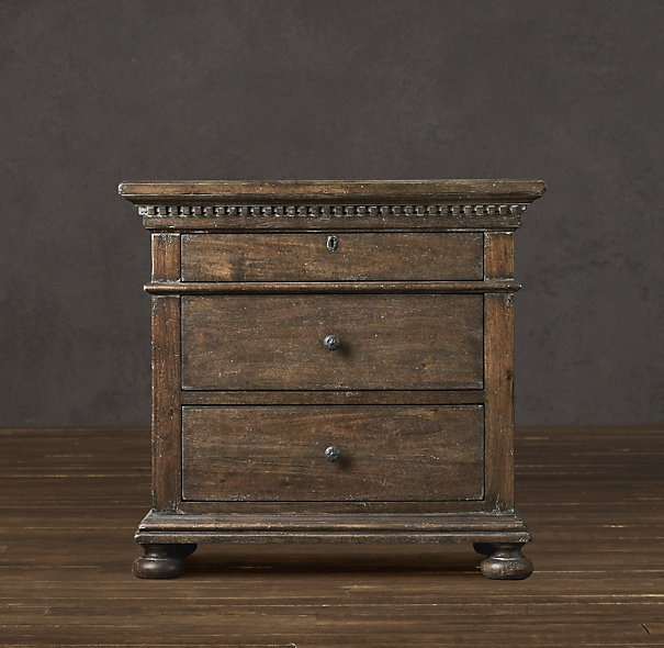 29 best r e s t o r a t i o n h a r d w a r e images on for Restoration hardware bedside tables