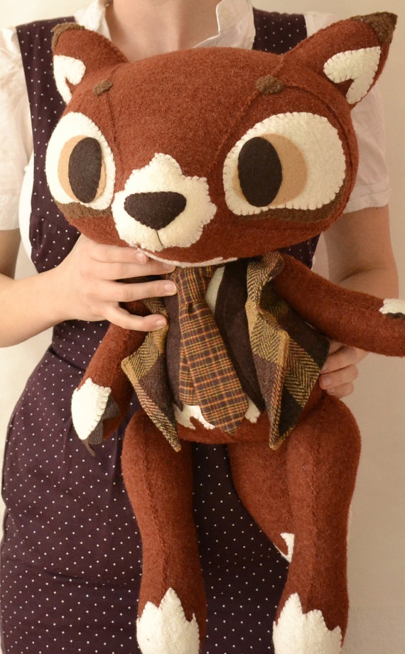 Hey Mister Foxy by MarieChou in mad love <3