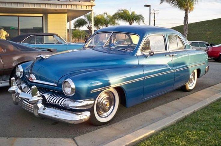 Old mercury cars 1951 mercury 4 door for sale classic for 1951 mercury 4 door sedan