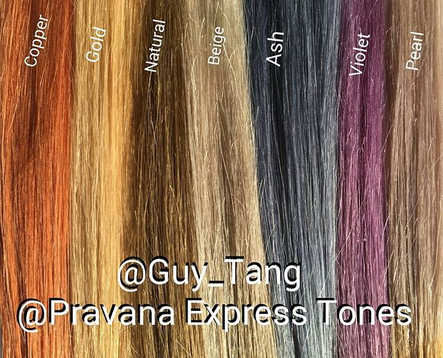 12 Best Pravana Images On Pinterest Colourful Hair Coloring And