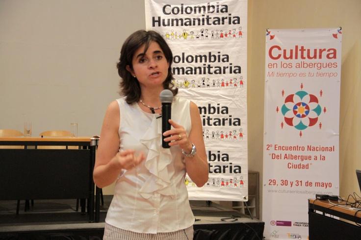 María Claudia López Sorzano, Viceministra de Cultura