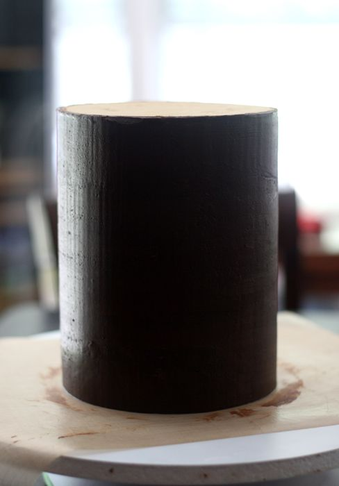 How to Build a Double Barrel Cake (and a watercolor video, too!) - McGreevy Cakes