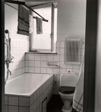 Digitalt Museum - Interiör, badrum