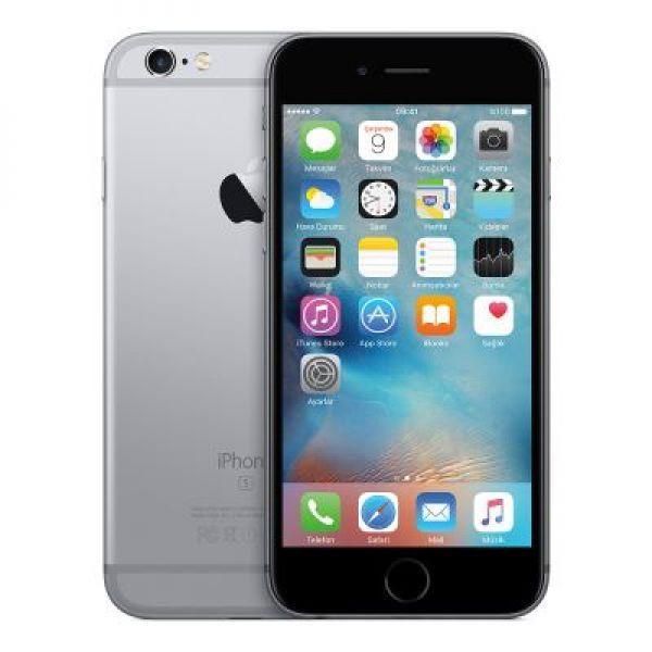 APPLE IPHONE 6S 16GB UZAY GRİSİ (Distribütör Garantili) #alisveris #indirim #hepsiburada #akıllıtelefon #telefon #iphone