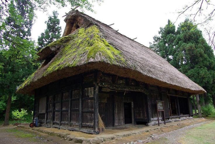 Traditional farm house (takayama hida) - Google Search