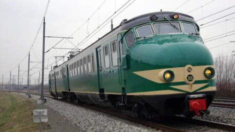 Hondekop trein. 51 jaar oud ( in 2013)
