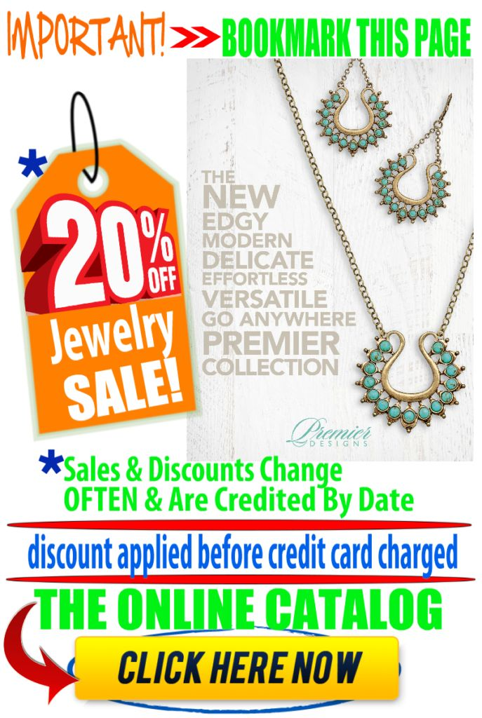 DESIGNS JEWELRY CATALOG PREMIER JEWELRY - PREMIER DESIGNS JEWELRY
