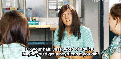 When she encouraged her friends to be their best:   22 Times Ja'mie King Was The Most Real And Inspiring Person On Television