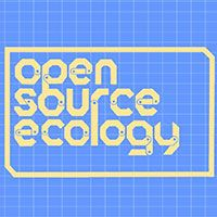 """""""We're developing open source industrial machines that can be made for a fraction of commercial costs, and sharing our designs online for free. The goal of Open Source Ecology is to create an open source economy – an efficient economy which increases innovation by open collaboration."""""""