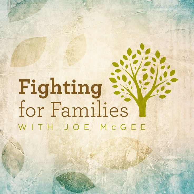 Laugh-and-learn as Joe shares about the last Bible he bought his children on Fighting for Families radio.