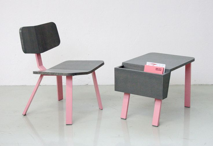 ineke hans: swing wing furniture collection