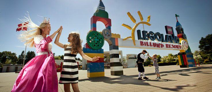 Legoland i Safari Givskud - Zagraniczne wycieczki szkolne do Skandynawii Stena Line