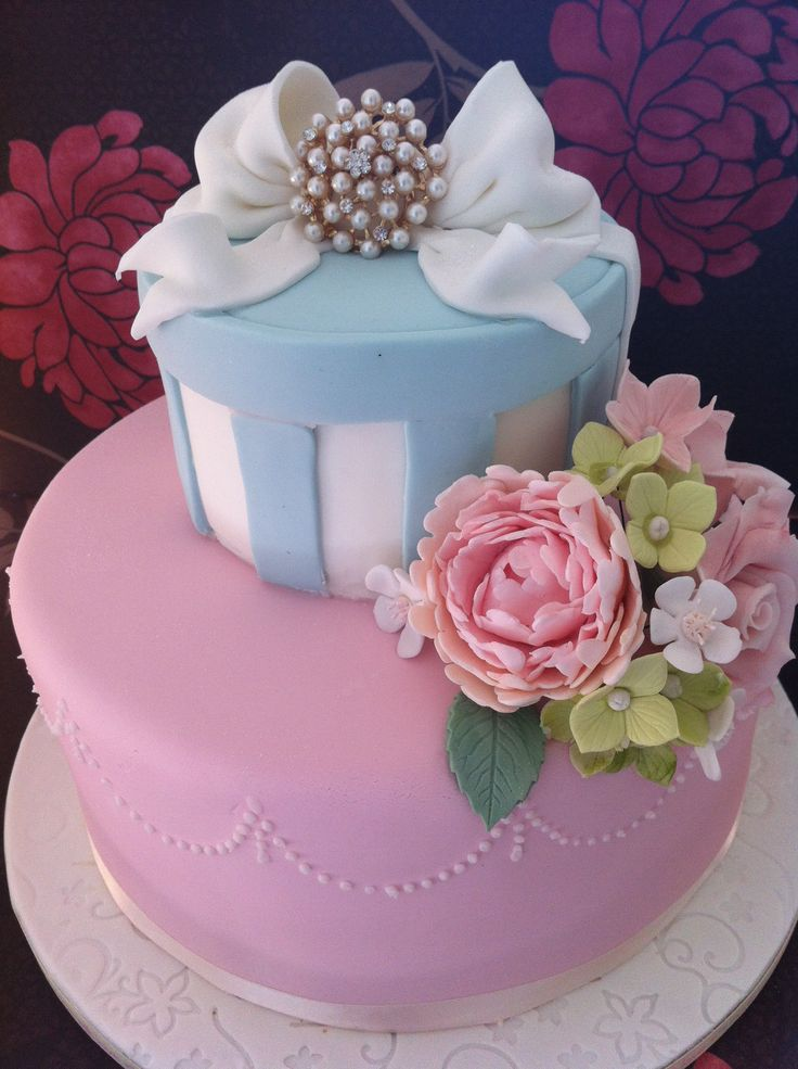 143 Best Images About 75th Birthday Cakes On Pinterest