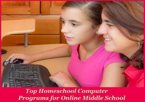 Top Online Homeschool Programs for Middle School