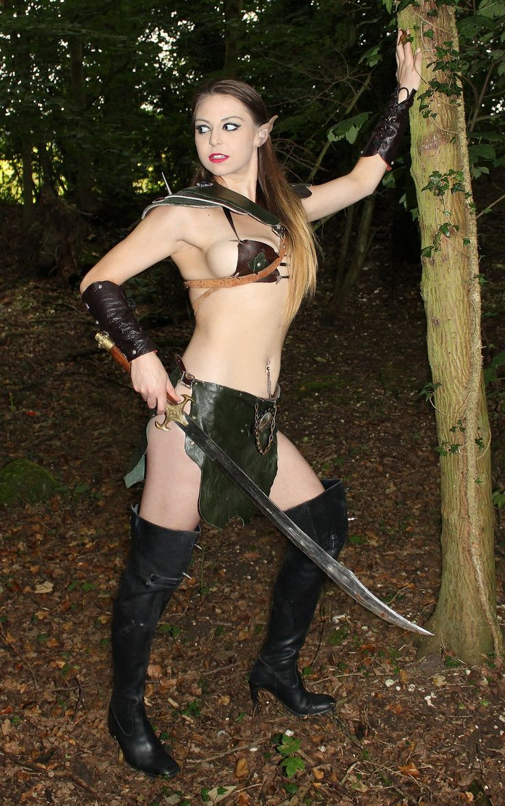 Consider, sexy elf girl cosplay porn