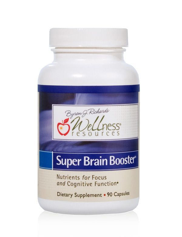 Improve mood, focus, and mental energy with this natural supplement for brain health!